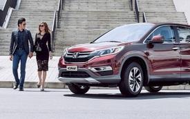 Honda tặng kèm gói bảo hiểm cho khách hàng mua CR-V, City trong tháng 7