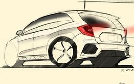 Honda CR-V thế hệ mới bất ngờ lộ diện, giống Civic 2016
