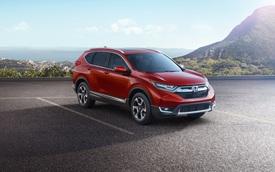 Honda CR-V thế hệ mới chính thức chốt giá, từ 24.925 USD