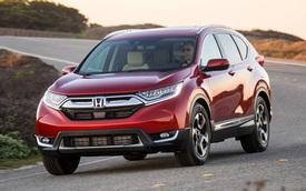 Honda là hãng xe được tìm kiếm nhiều nhất trên Google tại Mỹ trong năm 2016