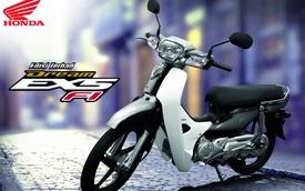 Honda EX5 Dream Fi có phiên bản giới hạn mới, giá từ 27,8 triệu Đồng