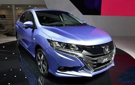 Honda City phiên bản hatchback trình làng, giá khoảng 300 triệu Đồng