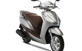 Honda Lead 125 có thêm màu sơn mới, giá từ 37,49 triệu Đồng