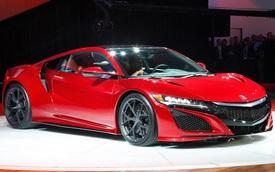 """Nhà giàu Singapore """"nghiến răng"""" mua siêu xe Honda NSX"""