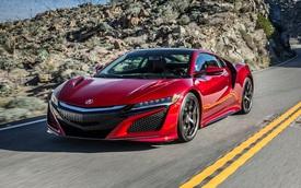 """Siêu xe Honda NSX có giá """"chát"""" tại quê nhà, đắt hơn cả Nissan GT-R"""