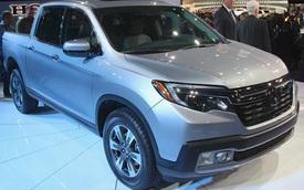 Honda Ridgeline 2017 – Xe bán tải đầu tiên có hệ thống âm thanh ở thùng sau