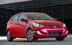 Hyundai Accent 2017 có thêm phiên bản trang bị tốt hơn, giá từ 373 triệu Đồng