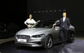 """Hyundai Azera thế hệ mới vừa ra mắt đã """"bán chạy như tôm tươi"""""""