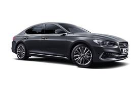 """Sedan cỡ trung Hyundai Azera thế hệ mới """"hiện nguyên hình"""""""