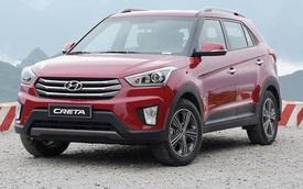 Hyundai Creta thế hệ mới sẽ có cả phiên bản 7 chỗ