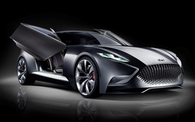 Hyundai phát triển xe thể thao hạng sang cạnh tranh với BMW M4