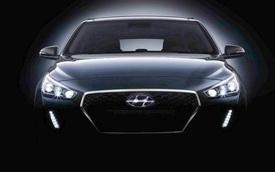 Chiêm ngưỡng Hyundai i30 thế hệ mới trước ngày ra mắt