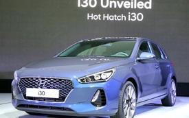 """Ngắm xe gia đình đúng nghĩa Hyundai i30 2017 """"bằng xương, bằng thịt"""""""