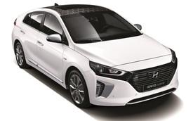 """Xe """"3 trong 1"""" Hyundai IONIQ lộ diện hoàn toàn"""