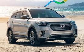Hyundai Santa Fe 2017 bản Mỹ trình làng, giá từ 25.320 USD