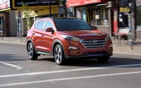 Hyundai Tucson 2017 trình làng với giá từ 22.700 USD
