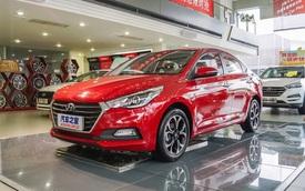 Hyundai Verna 2017 chính thức được chốt giá từ 240 triệu Đồng
