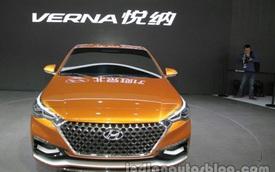 Đây là hình ảnh xem trước của Hyundai Accent thế hệ mới