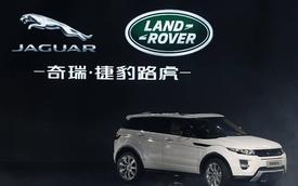 Chính quyền Trung Quốc bác bỏ đơn kiện của Jaguar Land Rover