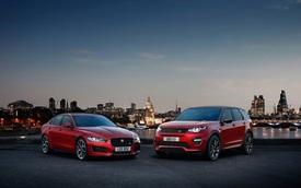 Cứ 2 phút, Jaguar Land Rover lại bán được 1 chiếc xe sang