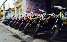 Lô xe Kawasaki Bajaj Pulsar 200NS 2016 đầu tiên về Việt Nam, giá từ 78 triệu Đồng