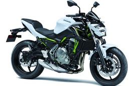 Kawasaki Z650 2017 - Naked bike tầm trung mới, thay thế ER-6n