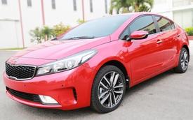 Kia Cerato thế hệ mới ra mắt tại Việt Nam, thay thế K3