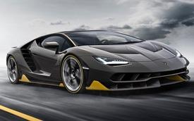 Centenario - Siêu xe mạnh nhất của Lamborghini trình làng