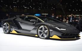 Đại gia Mexico mua 2 chiếc siêu xe triệu đô Lamborghini Centenario