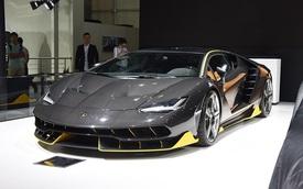 """Siêu phẩm Lamborghini Centenario có giá """"khóc thét"""" tại Trung Quốc"""