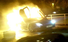 """Nhân viên đại lý Lamborghini """"phê ma túy"""", lái Murcielago gây tai nạn ở 330 km/h"""