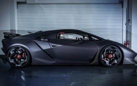 Siêu phẩm triệu đô Lamborghini Sesto Elemento đến Hồng Kông