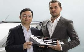 Leonardo DiCaprio trở thành đại sứ thương hiệu của hãng xe Trung Quốc