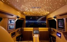 Cadillac Escalade Viceroy - SUV chống đạn với trần xe như Rolls-Royce