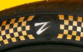 Choáng với bộ lốp xe đắt nhất thế giới, giá 13,35 tỷ Đồng