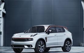 Lynk & Co 01 - Xe SUV giá rẻ hoàn toàn mới của Trung Quốc