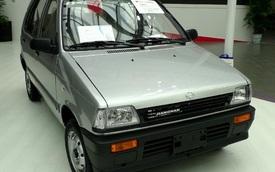 Làm quen với mẫu xe rẻ nhất tại Trung Quốc, giá chỉ 54 triệu Đồng