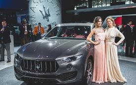 Xe sang Maserati Levante nhắm đến nửa còn lại của thế giới
