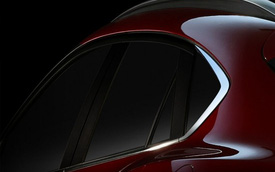 Mazda lần đầu tiên tung ảnh của CX-4 sắp ra mắt