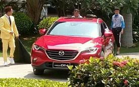 Đây là những hình ảnh rõ nhất của Mazda CX-4 từ trước đến nay