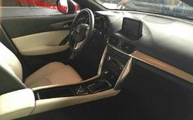 """Ngắm rõ hơn """"nội y"""" của Mazda CX-4 sắp ra mắt"""