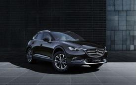 Mazda CX-4 được biến thành xe coupe lai crossover 2 cửa