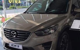Mazda CX-5 2016 lộ diện tại đại lý chính hãng ở Sài Gòn