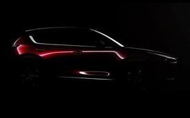 Sau Honda CR-V 2017, đến lượt Mazda CX-5 thế hệ mới được hé lộ