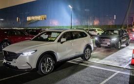 Mazda CX-9 2016 có thể về Việt Nam đạt 5 sao an toàn