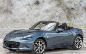 """Mazda MX-5 giành danh hiệu """"Xe thế giới của năm 2016"""""""