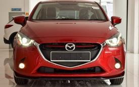 Mazda2 2016 thêm hấp dẫn với 4 màu sơn mới