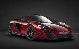Siêu xe McLaren MSO HS lộ diện, chỉ 25 chiếc được sản xuất