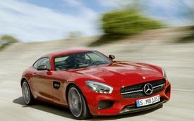 Siêu xe Mercedes-AMG GT được công bố giá bán, từ 111.200 USD