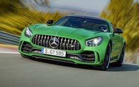 Siêu xe Mercedes-AMG GT R hoàn toàn mới trình làng